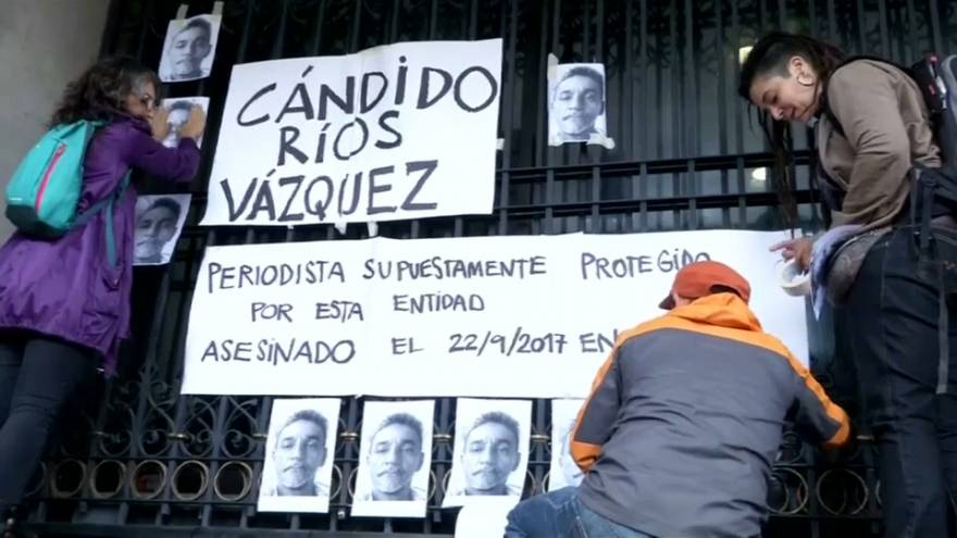 Un journaliste assassiné au Mexique