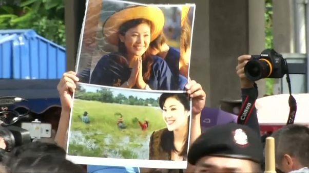 L'ex-Première ministre thaïlandaise visée par un mandat d'arrêt