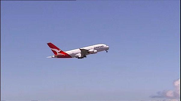 Qantas: ambiciózus járattervek