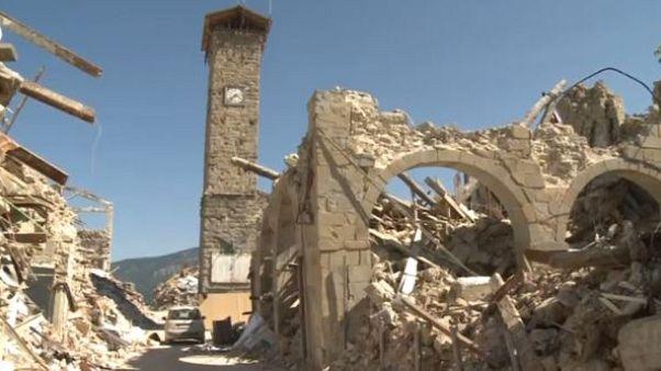 """Землетрясение в Италии: """"многих жертв можно было избежать"""""""