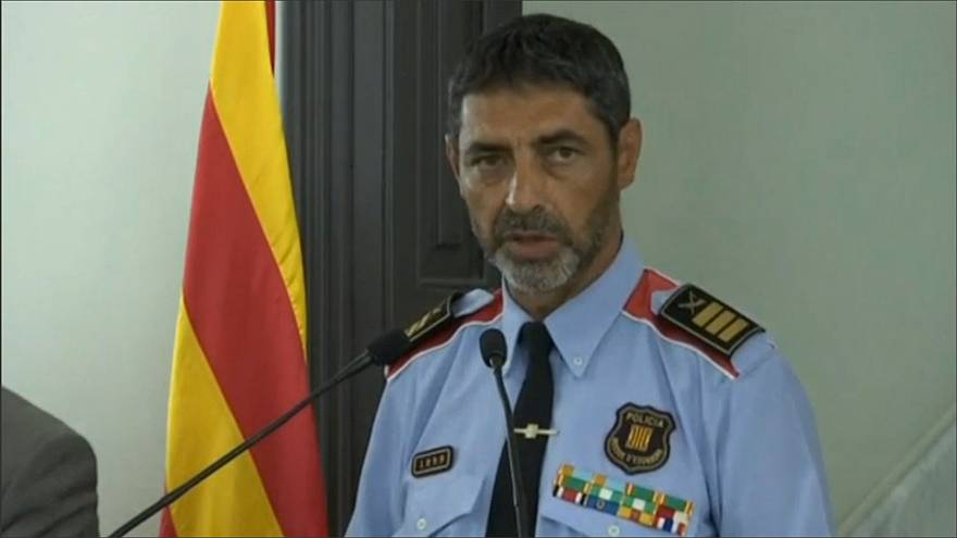 Josep Lluís Trapero, the very Catalan police chief who emerged as a global celebrity