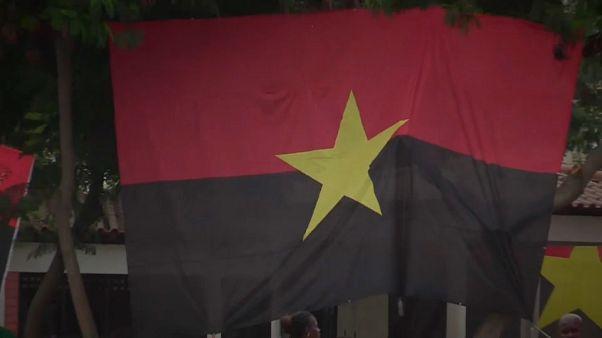 Comissários nacionais da oposição angolana distanciam-se de resultados provisórios