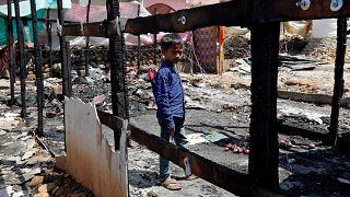 71 قتيلا على الأقل في هجمات متمردين مسلمين بميانمار