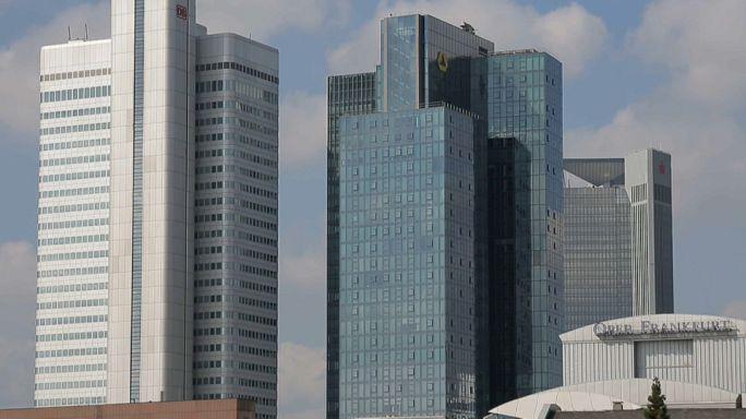 Frankfurt ganha empregos com o Brexit