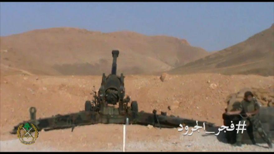 داعش إلى خارج لبنان مع قرب انتهاء عملية فجر الجرود