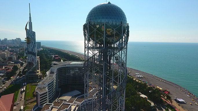 Batumi: da porto strategico a resort sul Mar Nero