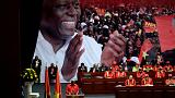 Angola'da zafer MPLA'nın