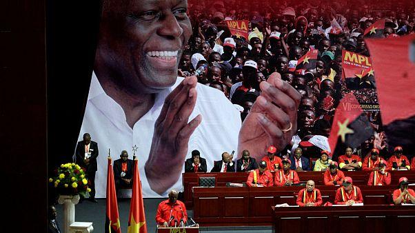 پیروزی حزب حاکم در انتخابات ریاست جمهوری آنگولا