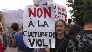 A sit-in to denounce sexual violence in Morocco [no comment]