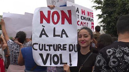 Un sit-in pour dénoncer les violences sexuelles au Maroc [no comment]