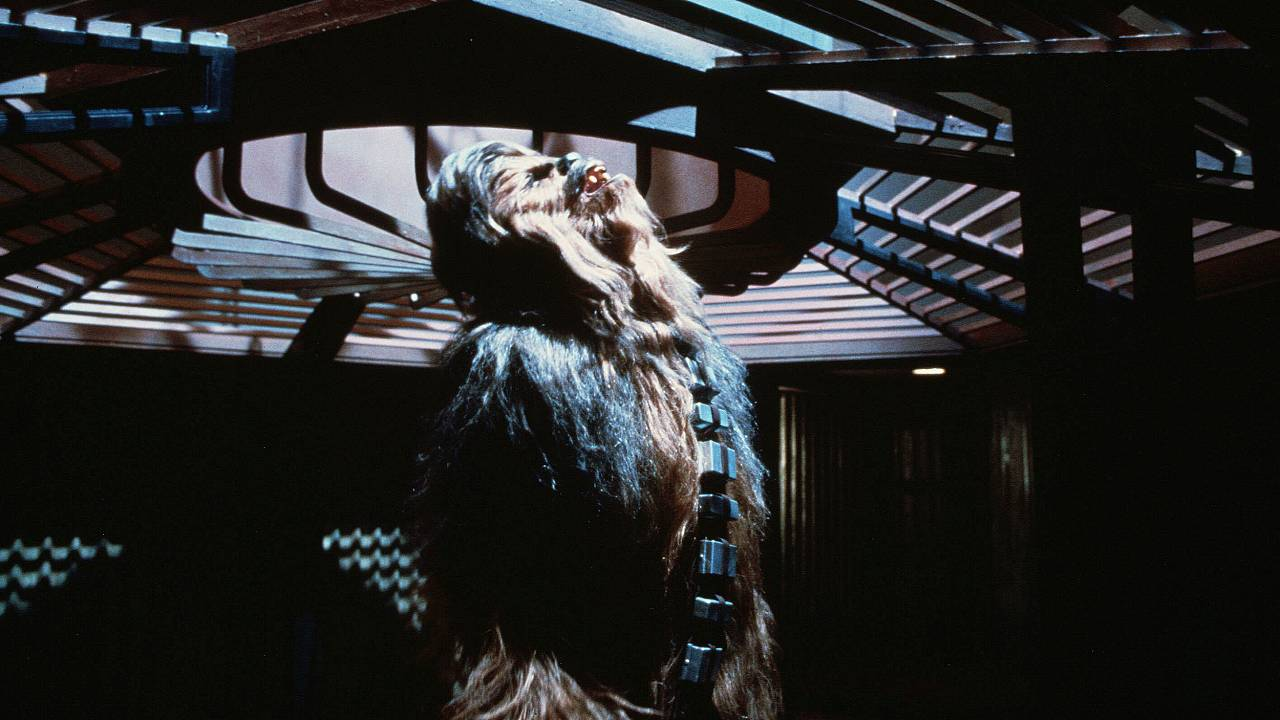 Image: The Star Wars Episode V - Empire Strikes Back - 1980