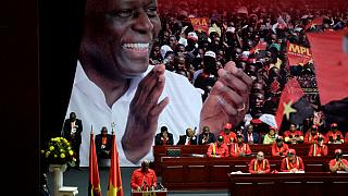 Joao Lourenço, más cerca de la presidencia de Angola