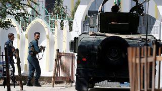 IŞİD Afganistan'da camiye saldırdı