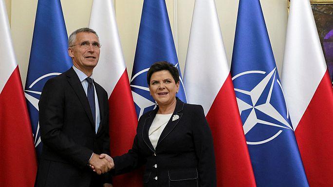 НАТО призывает Москву к прозрачности
