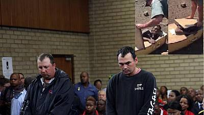 South Africa coffin case: Two guilty of attempted murder
