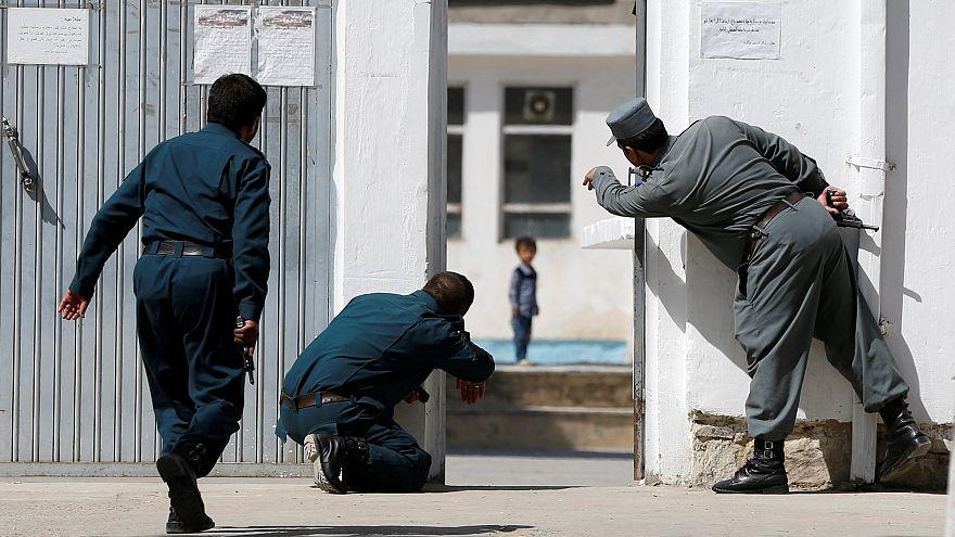 حمله به مسجد شیعیان در کابل افغانستان
