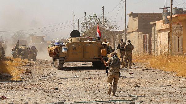 نبرد با داعش در 'موصل کوچک'؛ نیروهای عراقی به مرکز تلعفر رسیدند