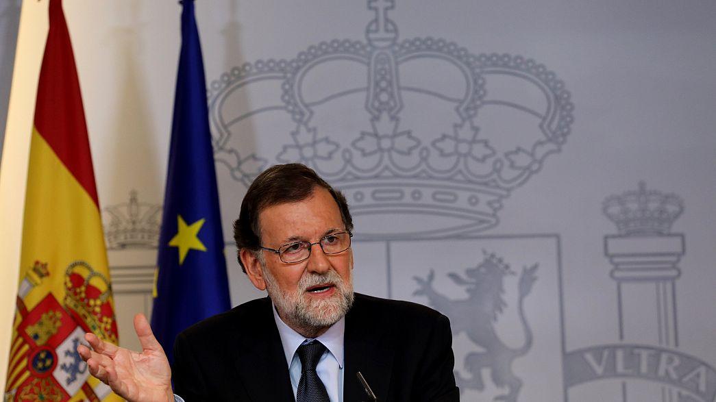 Rajoy'dan İspanyollar'a birlik çağrısı