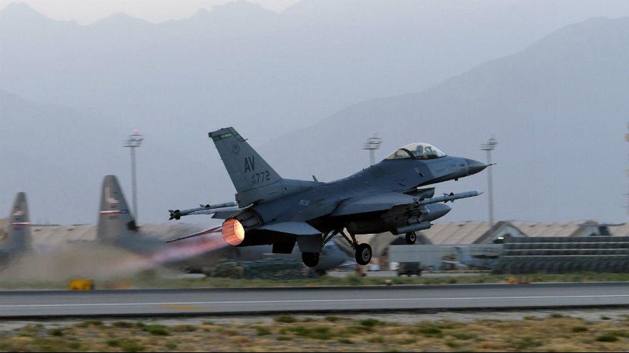 ارتش آمریکا برای موج جدید حملات هوایی در افغانستان آماده می شود