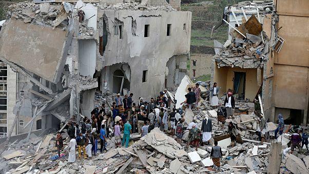 اعتراف ائتلاف سعودی به «اشتباه» در یک حمله هوایی به صنعا