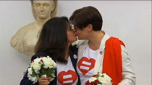 La benedizione della Chiesa Valdese per le coppie gay