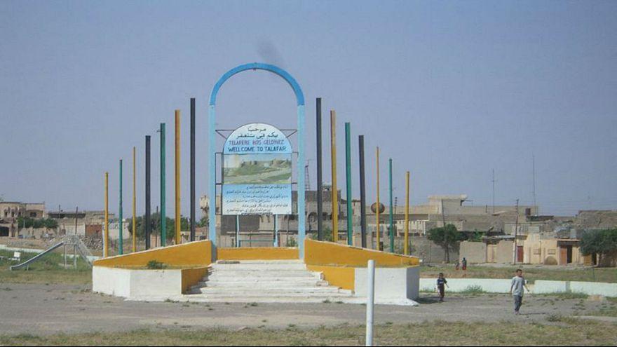 القوات العراقية تخترق دفاعات داعش في تلعفر
