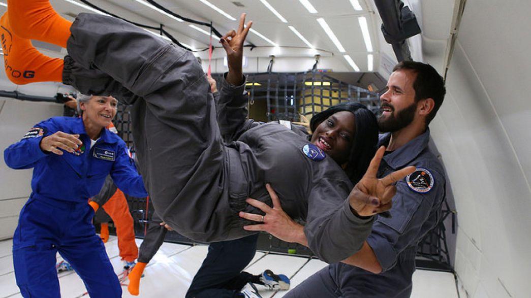 Con l'ESA i sogni dei ragazzi sfuggono alla gravità
