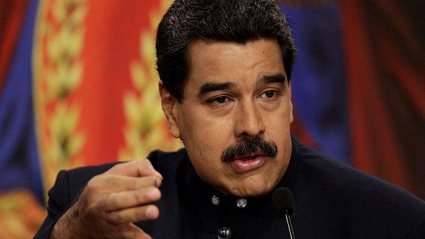 """ترامب يفرض عقوبات جديدة على نظام مادورو """"الدكتاتوري"""""""
