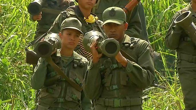"""Usa: """"Le sanzioni al Venezuela sono un messaggio forte"""""""