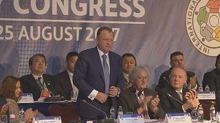 Federação Internacional de Judo consagra o reeleito presidente Marius Vizer
