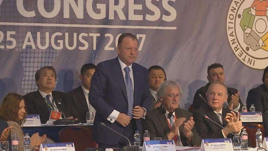 Judo: IJF-Präsident Vizer im Amt bestätigt
