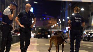 Messerangriff auf Soldaten in Brüssel