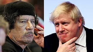 Removal of Gaddafi a 'tragedy so far' – UK's Boris Johnson after Libya visit