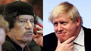 Removal of Gaddafi a 'tragedy so far' – UK's Boris Johnson after Libya visit