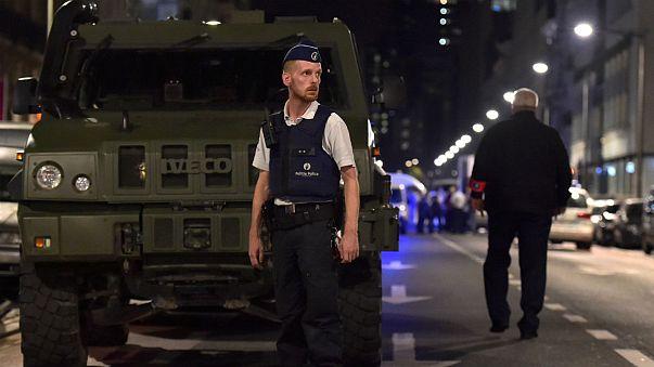 Belçika'da devriye gezen askerlere bıçaklı saldırı