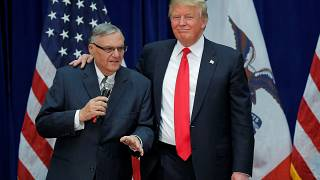 Trump grazia lo sceriffo anti-immigrati Joe Arpaio