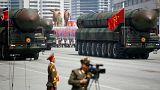 از اعمال تحریم های چین علیه کره شمالی تا آزمایش موشکی جدید پیونگ یانگ