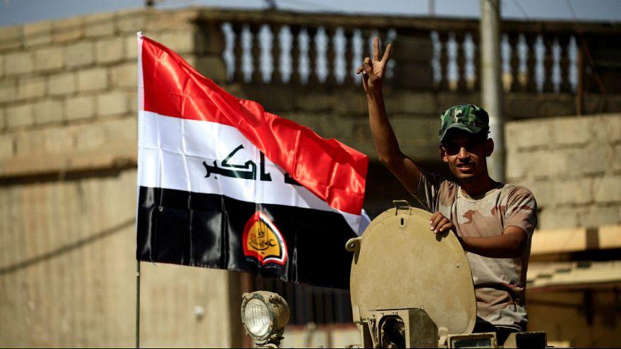 نیروهای عراقی در آستانه پیروزی کامل در تلعفر