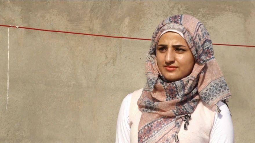 """لاجئة سورية تحصل على منحة """"ألبرت إينشتاين"""""""