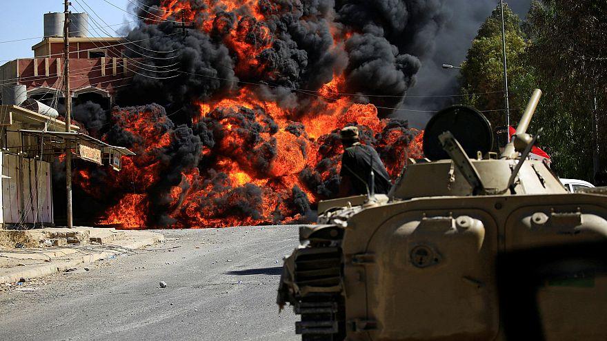 القوات العراقية تستعيد 90% من قضاء تلعفر من تنظيم داعش