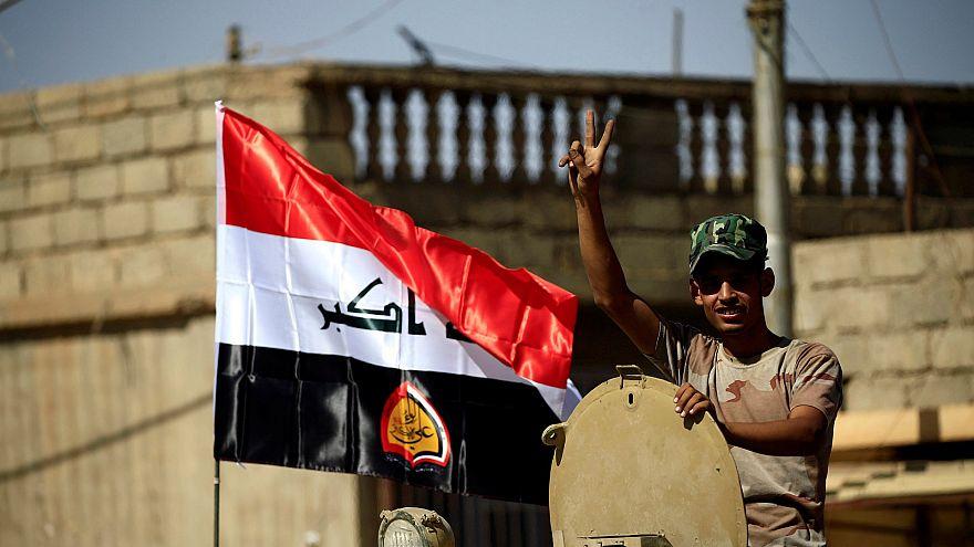 IS-Bastion Tal Afar im Irak steht kurz vor Eroberung