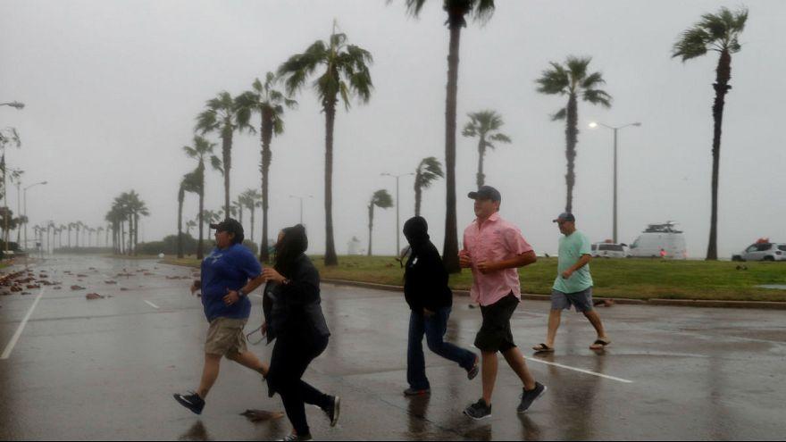 آمریکا؛ از شدت طوفان هاروی کاسته شده است