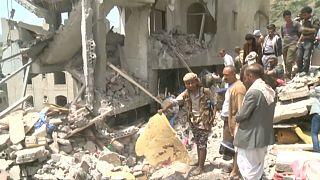 السعودية تعترف بتنفيذ غارة جوية على مدنيين بصنعاء