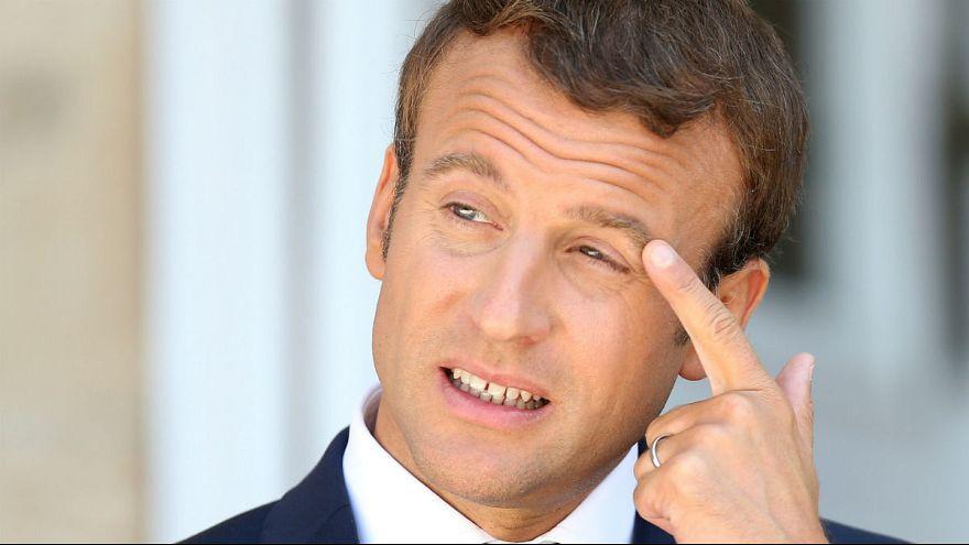 صورت حساب ۲۶ هزار یورویی برای آرایش چهره رئیس جمهور فرانسه