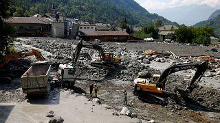 İsviçre: kayıp 8 kişinin kurtarma operasyonları durduruldu