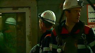 """Шахтёров, пропавших на руднике """"Мир"""", больше не ищут"""