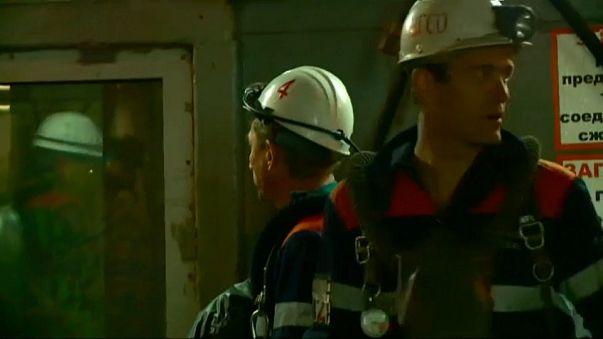 Dan por muertos a ocho desaparecidos en la mina Mir de Yakutia