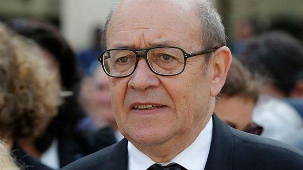 وعود فرنسية للعراق بدعم الاستقرار بعد الانتصار على تنظيم الدولة الإسلامية