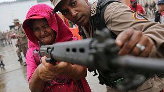 La démonstration de force du Venezuela