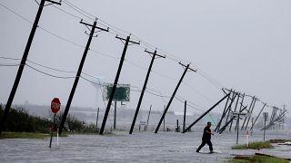 USA: Harvey szelídebb, de még mindig veszélyes
